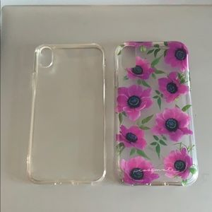 Iphone XR CASES X 2 LOT